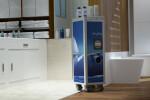 Trolley for bathroom