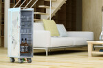 Trolley for living room