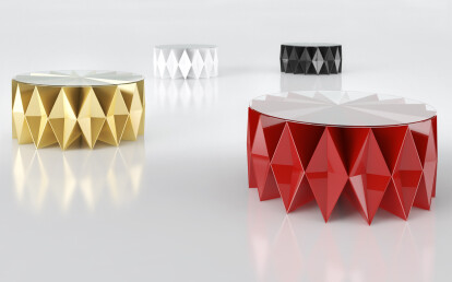Colletto coffee table