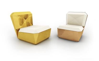 Lingotto easychair