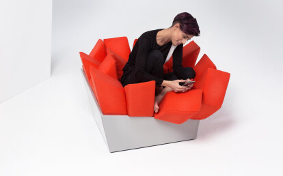 MANET Easy Chair - Chill