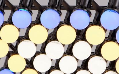 Houseparty light detail