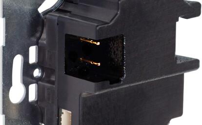 Rear view u::Lux Switch KNX-TP