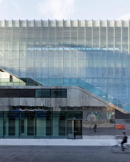 Sports centre Jules Ladoumègue