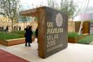 UK Pavilion Milan Expo 2015