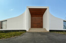 Villa New Water by Waterstudio.NL: high-tech façade covering using Corian®