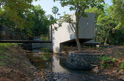 House on a Stream