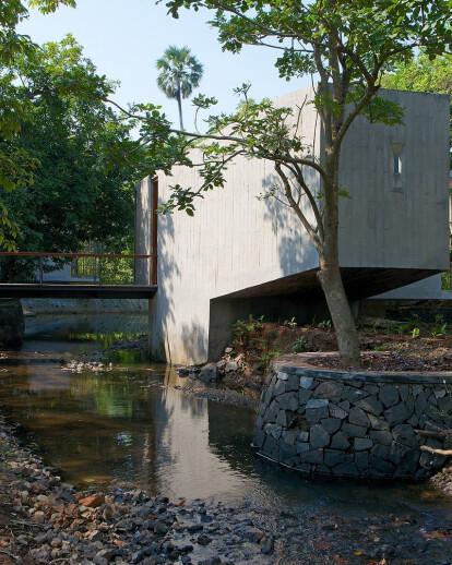 House on a Stream