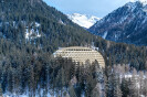 New InterContinental Davos Hotel