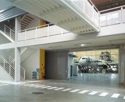 JFS_Jean Francois SCHMIT architectes_centre maintenance petits porteurs