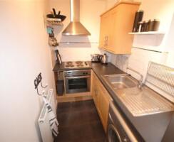 Studio apartment in Wigan