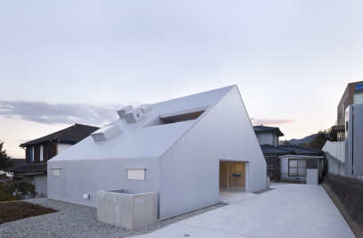 Cloudy House