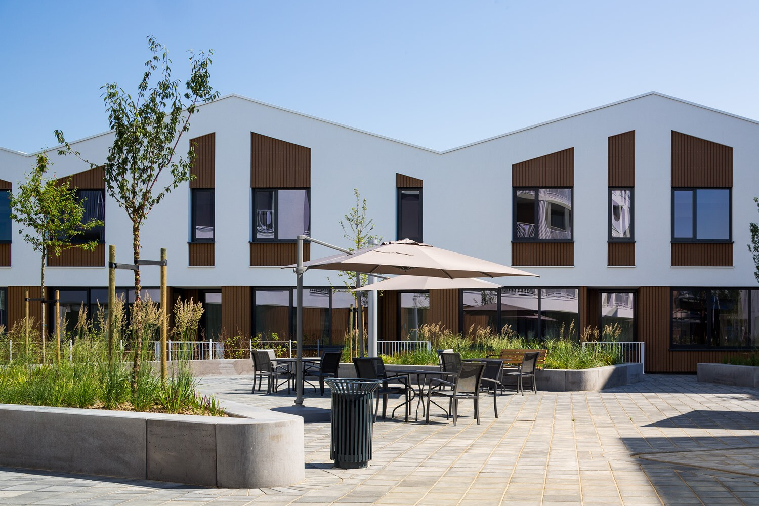Housing and health care complex Eltheto for the next generation of elderly