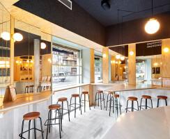Sandwich bar blitz flexo arquitectura archello - Flexo arquitectura ...