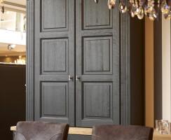 Pure PBU45 Furniture Knob WB(white bronze)