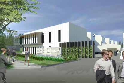 Hayer Business Centre