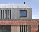 Broad Street House is a new build home in Suffolk by Nash Baker Architects.