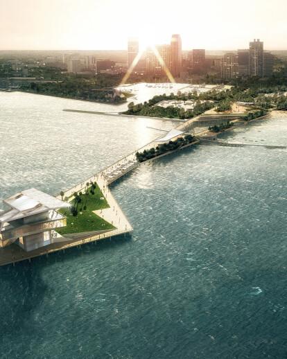 The New St. Pete Pier