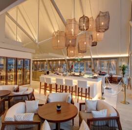 Finz Restaurant -Abu Dhabi