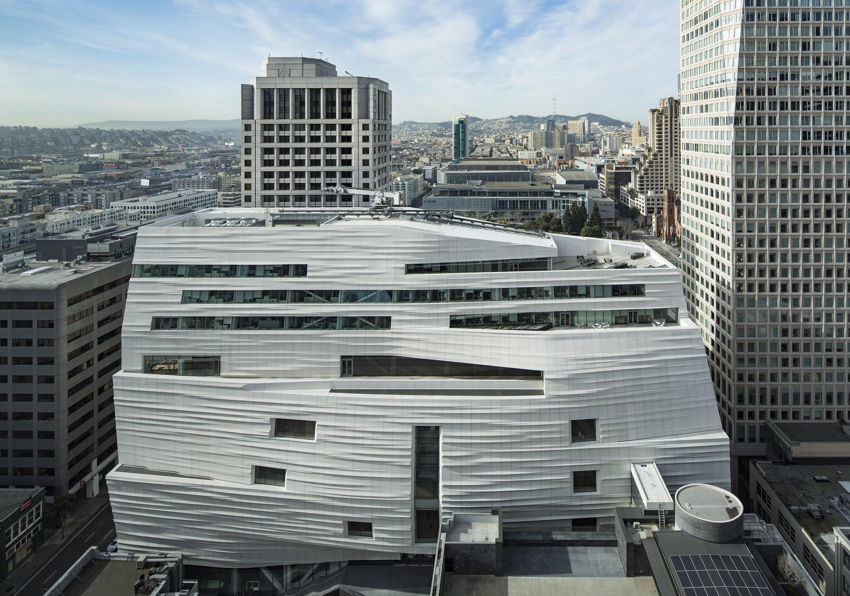 Soma San Francisco Museum Modern Art