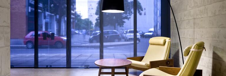CONIF - CONSELHO NACIONAL DAS INSTITUIÇÕES DA REDE FEDERAL DE EDUCAÇÃO PROFISSIONAL, CIENTIFICA E TECNOLÓGICA. O projeto de reforma para o CONIF, foi idealizado para ocupar um dos grandes espaços internos do Edifício Oscar Niemeyer, Situado no coração de