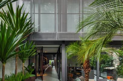 Jardim Paulistano House