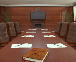 The room for the team
