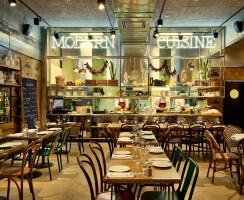 Kazan restaurant in Tel Aviv