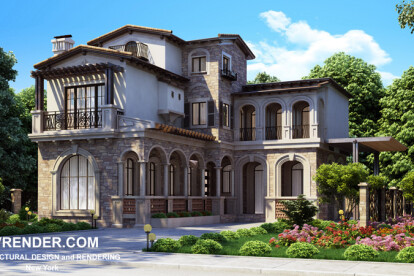 3D Visualization for Real Estate