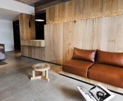 de Klimaatbeheerser, sofa