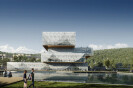 Wenzhou-Kean University Student Centre & Library