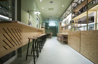 Restaurant - OLIO /glocalfoodexperience