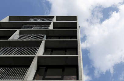 WHS - Residential building Stolberggasse
