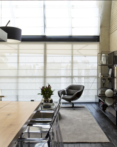 The Industrial Loft