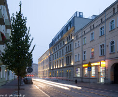 Extension of the Academy of Fine Arts in Poznan