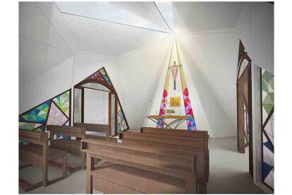 St Scholastica Chapel