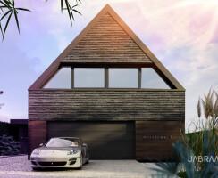 Barn House in Gądów