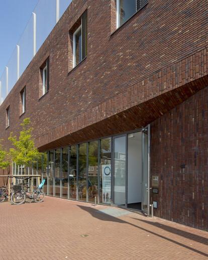 Neighborhood and child centre 03 Rivierenbuurt