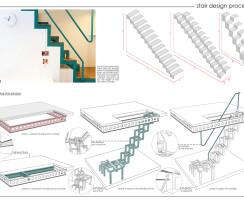 stair diagram