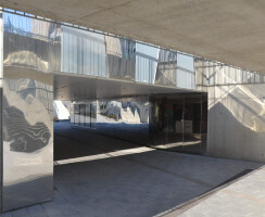 the underpass
