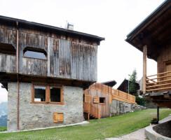 Alpine barn DZ
