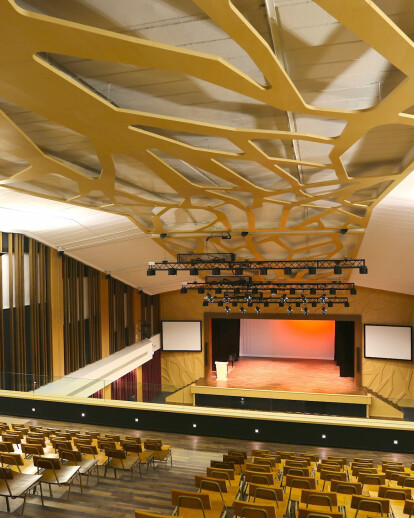 Munsang School Hall