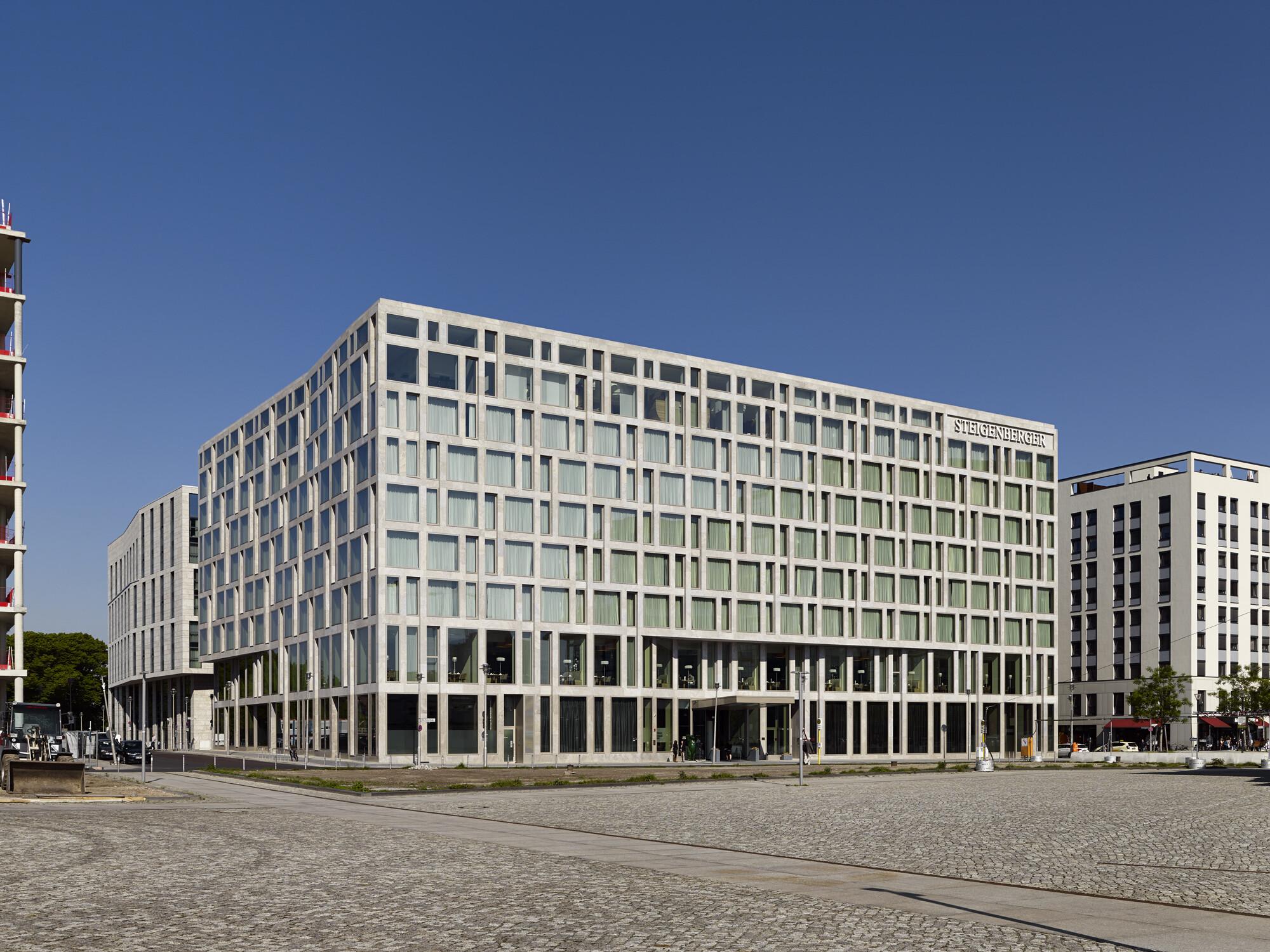 Hotel Steigenberger am Kanzleramt