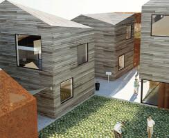 Residential Complex Viseu