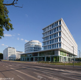 Warsaw Business Garden office buildings