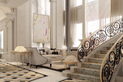 Ions Design Best Interior Design Company In Dubai Lobby Halls Design Collection Ions Design Archello