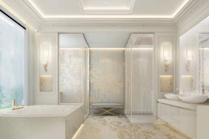 Ions Design Best Interior Design Company In Dubai Bathroom Design Collection Ions Design Archello