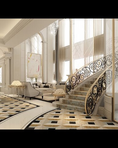 IONS DESIGN | 2016 - Luxury Residential Interior Design Work