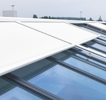 Skylight shades