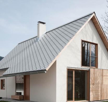 Metal roof tiles